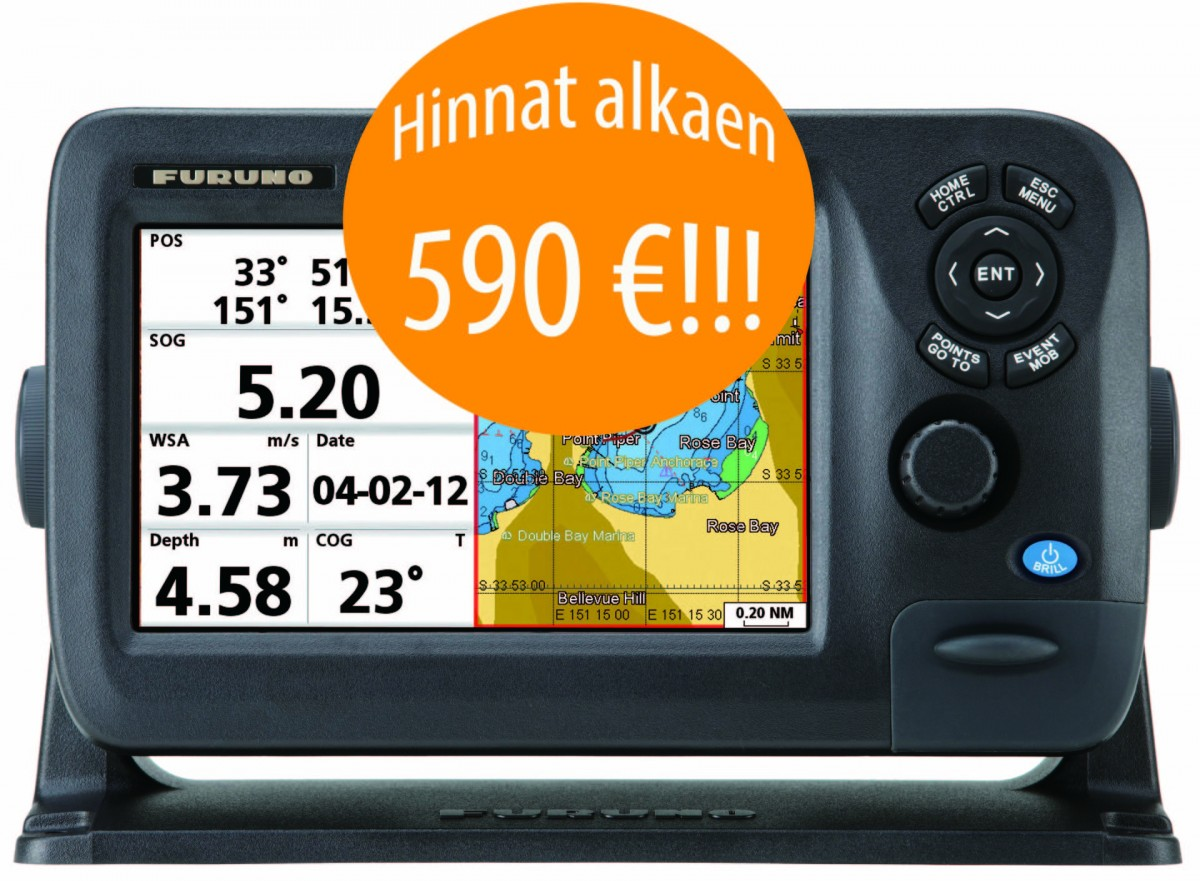 gps and fish finder combo