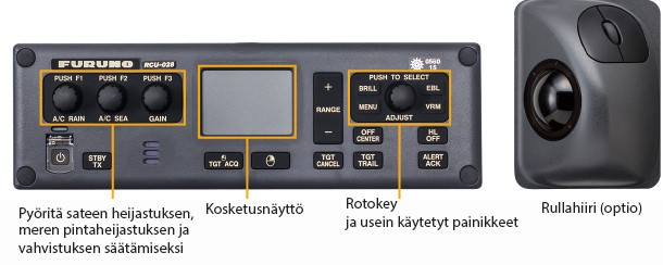 Far 15x8 Controls