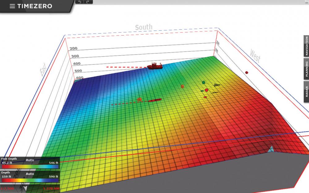 3dcube Trawl Posisionning 1280x800 Screenshot