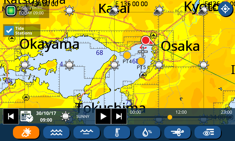 C Map C Weather
