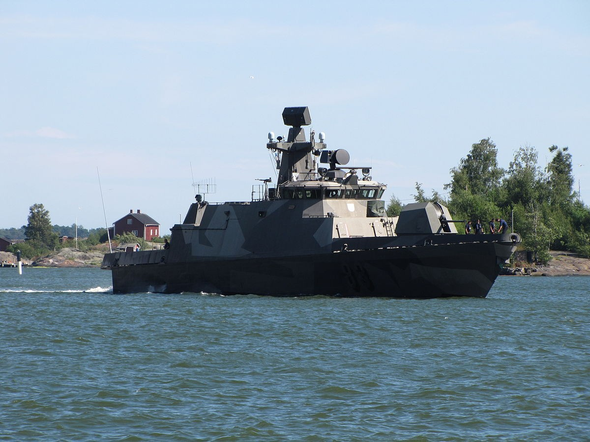 Furuno Finland delivers navigation systems to Hamina-class missile boats