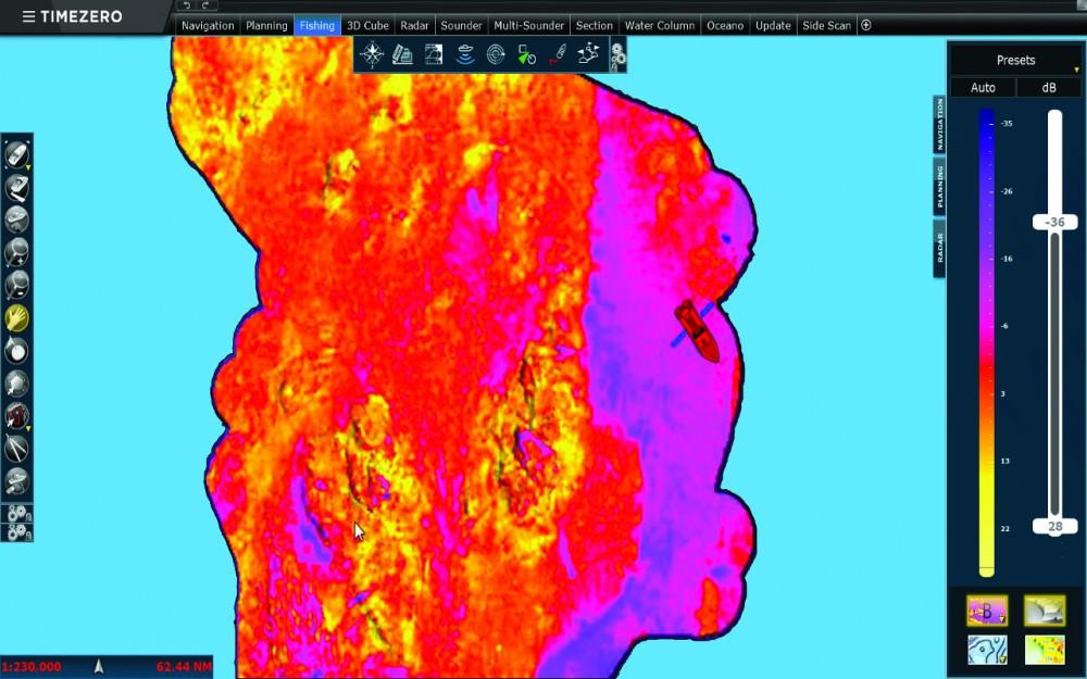 Hrcmjn Pro V4 Backscatter Color Fishing Works